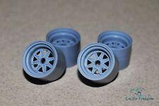 1/24 wheels 14 inch SSR Jilba Racing for Tamiya Aoshima Hasegawa