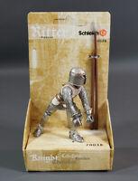 German Schleich 70038 Pikeman Ritter Medieval Knight Figure w/Pike NOS Retired