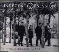 Indecent Obsession-Fixing A Broken Heart cd maxi single