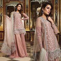 Pakistani Maria B Designer Suits Wedding Dress Collection Shalwar Kameez Lehnga
