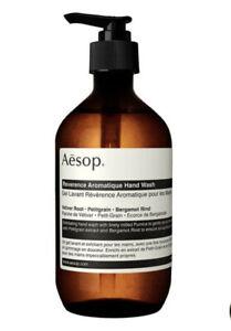 AESOP 500ml Reverence Aromatique Hand Wash.