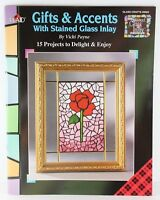 Plaid Gallery Glass Gifts & Accents with Stained Glass Inlay 15 projects #9563