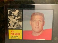 1962 Topps Football SP #151 BILLY KILMER ROOKIE......EX-MT++