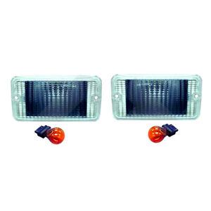 Parking Light Kit fits Jeep Wrangler TJ 1997-2006 RT28016 Crown