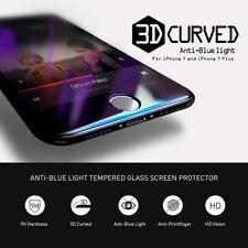 For iPhone 7 3d Full Cover Folie schwarz AntiBlue Light real