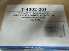 New listing Factory-Sealed Johnson Controls T-4002-201 Pneumatic Thermostat Direct Acting