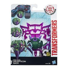 Transformers Robots in Disguise Mini-Con DECEPTICON BACK Figure (B4655) Hasbro