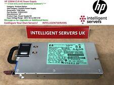 HP 1200W CS B HE Power Supply * 578322-B21 *