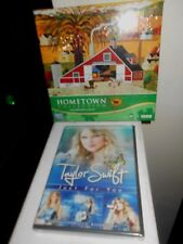 HOMETOWN COLLECTION - UNDER THE CHESTNUT TREE NEW. PLUS TAYLOR SWIFT DVD