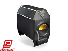 Stoker Thermo 200 Heavy Duty Wood Burning Stove Heater Fireplace Cooking Top
