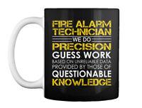 Fire Alarm Technician Precision Gift Coffee Mug