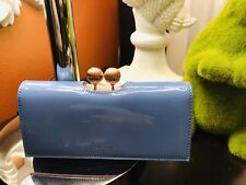 Ted Baker London Bobble Patent Leather Wallet $149