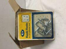Handy Hooks for peg Board lot New 80 Strait Hooks