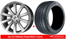 Aluminium Momo Wheels with Tyres 4 Number of Studs