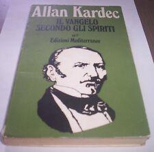 IL VANGELO SECONDO GLI SPIRITI vol2 Allan Kardec 1974 Edizioni Mediterranee
