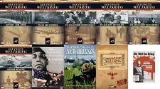 Der Zweiter Weltkrieg - 5 Folgen ( 5 DVDs) + 5 DVDs Bonus NEU OVP