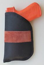 Pocket Holster for GLOCK 19,23,25,32,38 WITH OR WITHOUT UNDERBARREL LASER