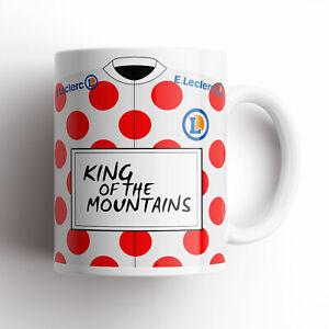 Tour De France Polka Dot Jersey Mug