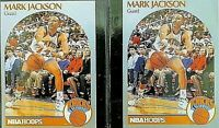 2 Mark Jackson 1990 NBA Hoops With Menendez Brothers In Background pack fresh