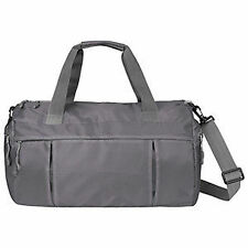 Expandable Solid Pattern Duffle Bags  28e5741d66807