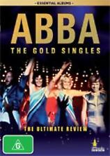 Abba The Gold Singles The Ultimate Review DVD Region 4 PAL NEW