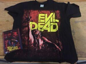 T-Shirt Tanz der Teufel  Evil Dead 3D neu Gr. M