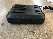 Cisco DPC3825 Wireless Gateway Cable Modem Router