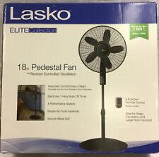 Lasko Oscillating 18″ Adjustable Pedestal Fan S18610