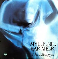 Mylène Farmer ‎CD Single L'Âme-Stram-Gram - France (VG/EX+)