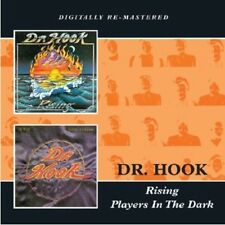 Dr. Hook - Rising / Players in the Dark [New CD] Rmst
