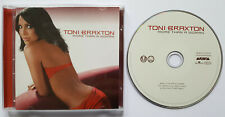 ⭐⭐⭐⭐ More Than A Woman ⭐⭐⭐⭐  Tony Braxton ⭐⭐⭐ 12 Track CD 2002 ⭐⭐  VERY GOOD  ⭐⭐