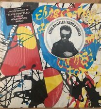 Armed Forces, Elvis Costello, Vinyl VG, LP & EP, Hype stickers