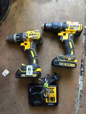 Dewalt DCD788 & DCD796 brushless combi drill, 18v lithium-ion combi drill