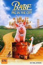 Babe - Pig In The City (DVD, 2002) Region 4 VGC