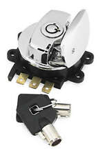 Twin Power Electrical Fat Bob Ignition Switch Late Style Tank Mounted Harley 96-