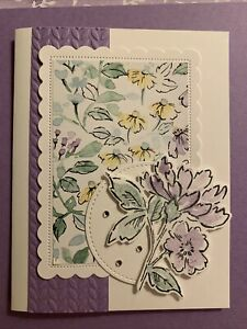Stampin Up Hand Penned Card Kit