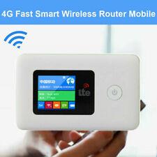 Tragbar 4G LTE Mobiler Wireless Router  WIFI WLAN 150M SIM Hotspot Entsperrt
