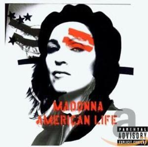Brand New CD Madonna – American Life by Madonna (2003)