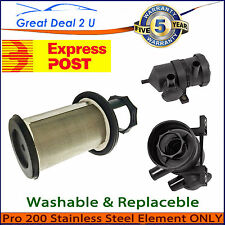 Top quality oil catch can filter Pro 200 Vent Nissan Navara Ford Ranger Mazda