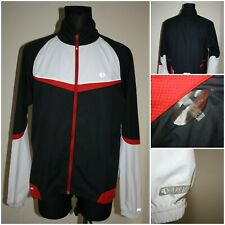 PEARL IZUMI Men's size XLARGE Elite Barrier Cycling Jacket *stains*