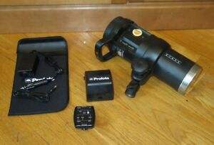 Profoto B1 500AirTTL Battery-Powered Monolight/Flash Strobe with REMOTE!