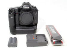 Canon EOS 5D Digital SLR Camera - Black (Body Only) with Battery Grip BG-E4