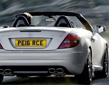 PE16 RCE Pearce Personalised Registration Cherished Number Plate