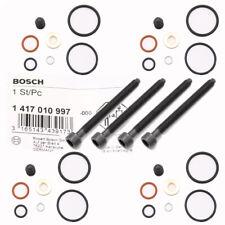 4x Bosch Buse Pompe Joints Incl. Lot VW Dehnschrauben VW Audi Tdi 1417010997