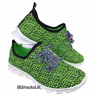 WOMENS LADIES TRAINERS RUNNING GYM SPORTS CASUAL SHOES SIZE 3 4 5 6 7 8