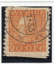 Sweden 1921-38 Early Issue Fine Used 20ore. 026731