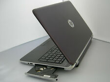 "HP Pavilion 15-n298sa Windows 10 Laptop Webcam 500GB HDD 4GB MEM 15.6"" Intel i3"
