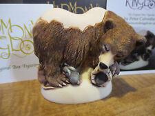 Harmony Kingdom Bare Bear Blue Box Series Rabbit Muskrat Beaver Sgn Rare