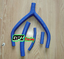 FOR YAMAHA YZ250 YZ 250 90-94 /WR250 1991-1993 1992 silicone radiator hose