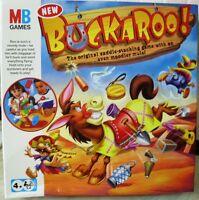 Buckaroo Board Game - CLASSIC FAMILY FUN